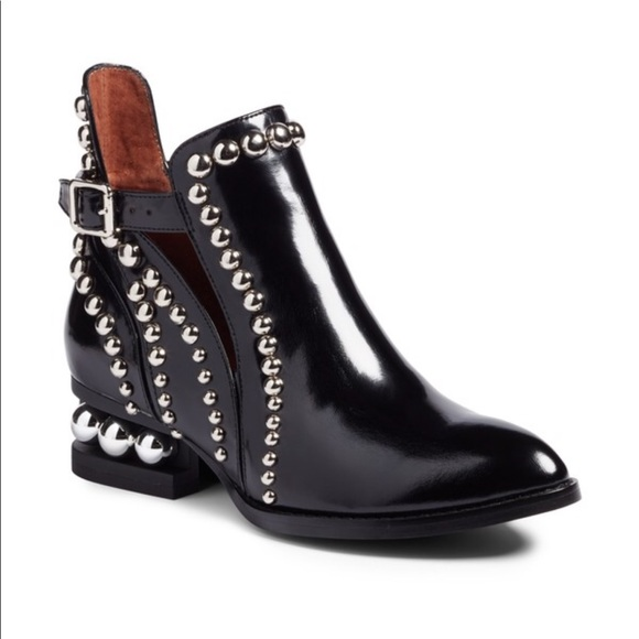 9f54ace6c9a Jeffrey Campbell Shoes - Jeffrey Campbell Rylance Studded Bootie